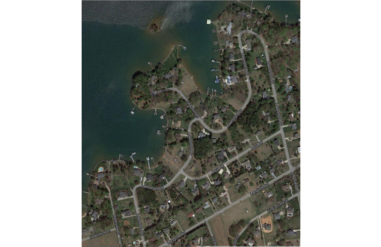 Lakeview Shores Arial View
